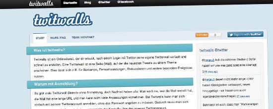Twitwalls.com